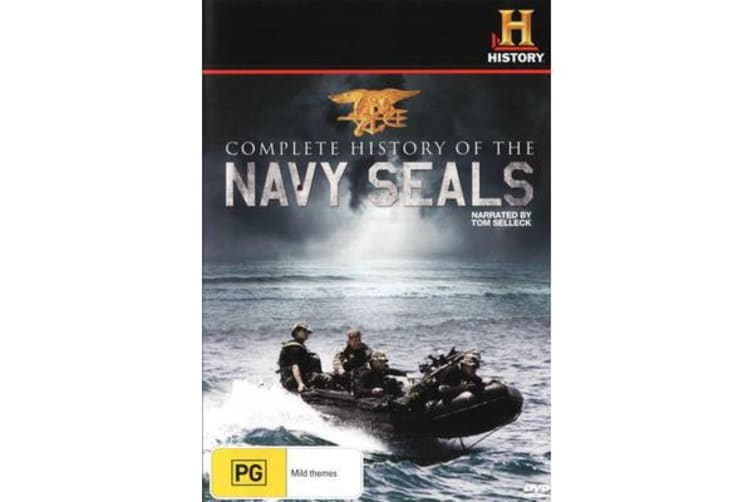 Complete History of the Navy SEALs (History)