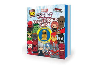 Marvel Ooshies - Collector's Guide