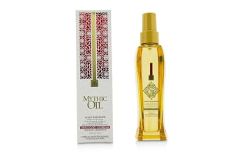 L'Oreal Professionnel Mythic Oil Radiance Oil with Argan & Cranberry Oils (Coloured Hair) 100ml/3.4oz