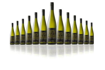 12 Bottles of 2017 Betty and Max Riesling 750ML
