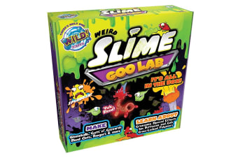 Wild Science! Weird Slime Lab