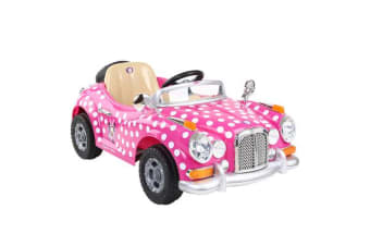 Disney Minnie Mouse Ride On Car
