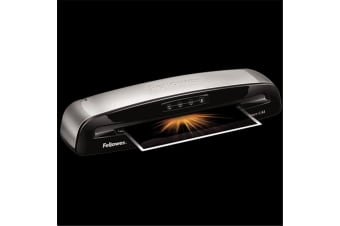 Fellowes 5736401 Laminator A3 Saturn 3I Includes 10-pouch laminating starter kit Auto Shut Off