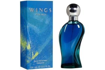Giorgio Beverly Hills Wings 100ml EDT (M) SP