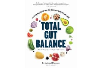 Total Gut Balance - Fix Your Mycobiome Fast for Complete Digestive Wellness