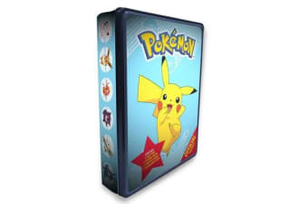The Official Pokemon Tin
