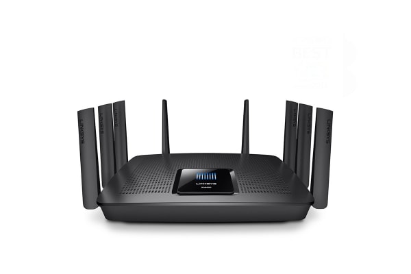 Linksys EA9500 Max-Stream AC5400 MU-MIMO Gigabit Wi-Fi Router - NBN Ready (EA9500-AU)
