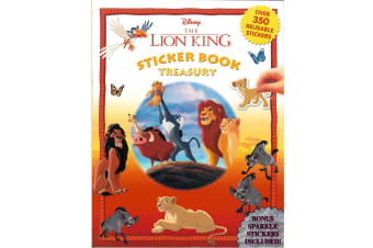 The Lion King Sticker Book Treasury