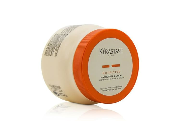 Kerastase Nutritive Masque Magistral Fundamental Nutrition Masque (Severely Dried-Out Hair) 500ml