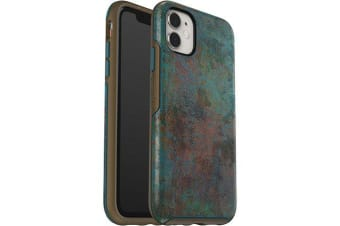 Otterbox iPhone 11 Symmetry Series Protective Case Ultra Thin Protection Cover for Apple - Feeling Rusty