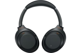 Sony WH-1000XM3 Wireless Noise Canceling Over-Ear Headphones - Black