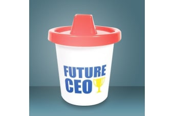 Future CEO Kids Sippy Cup