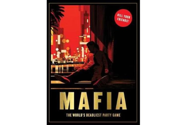 Mafia - The World's Deadliest Party Game