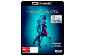 The Shape of Water (4K UHD)