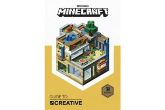 Minecraft Guide to Creative - An Official Minecraft Book From Mojang