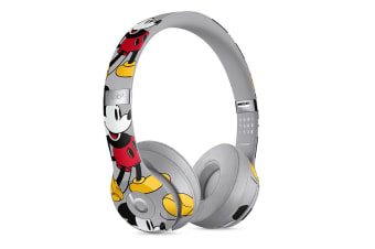 Beats Solo3 Wireless Headphones (Mickey's 90th Anniversary Edition)