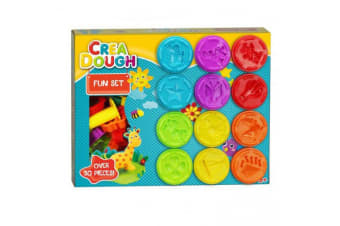 Crea Dough Jumbo Soft Modelling Clay Set