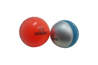 Summit Backyard 2 Beach Cricket Balls 2 Pack