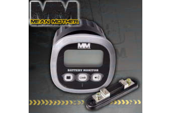 MEAN MOTHER DUAL BATTERY MONITOR SUIT D250S DUAL REDARC BCDC1225 BCDC1225LV