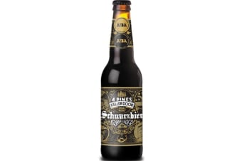 4 Pines Kellerdoor Schwarzbier 330mL Case of 24