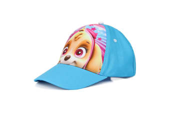 Paw Patrol Childrens/Kids Skye Baseball Cap (Light Blue/Pink)
