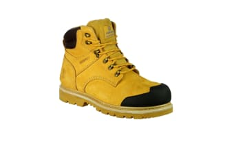Amblers Safety FS226 Safety Boot / Mens Boots (Honey)