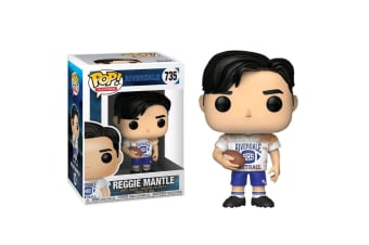 Riverdale Reggie Mantle in Football Uniform Pop! Vinyl