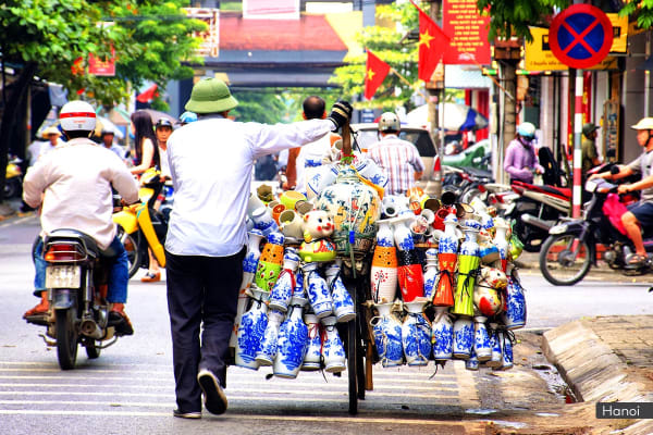 ​VIETNAM:​ 8 Day North Vietnam​ Tour ​Including​ ​Flights​ ​for Two (Standard Package)