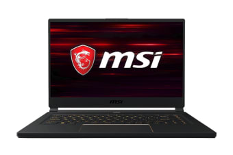 "MSI GS65 Stealth 8SE 15.6"" 144Hz Core i7 16GB 256GB SSD RTX2060 W10H Gaming Notebook"