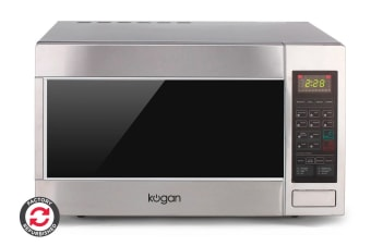 Refurbished Kogan 28L Stainless Steel Convection Microwave Oven with Grill