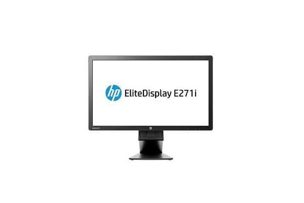HP E271i 27IN MONITOR LED(16:9) 7MS (VGA-DVI-DP) H-ADJUST IPS (1920x1080) ELITE