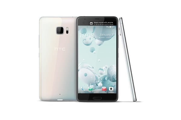 HTC U Ultra (64GB, White)