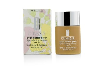Clinique Even Better Glow Light Reflecting Makeup SPF 15 - # WN 76 Toasted Wheat 30ml