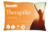 Dunlopillo Therapillo Premium Memory Foam Pillow (Low Profile)