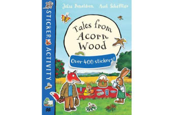 Tales from Acorn Wood Sticker Book