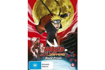 Naruto: Shippuden the Movie 5: Blood Prison