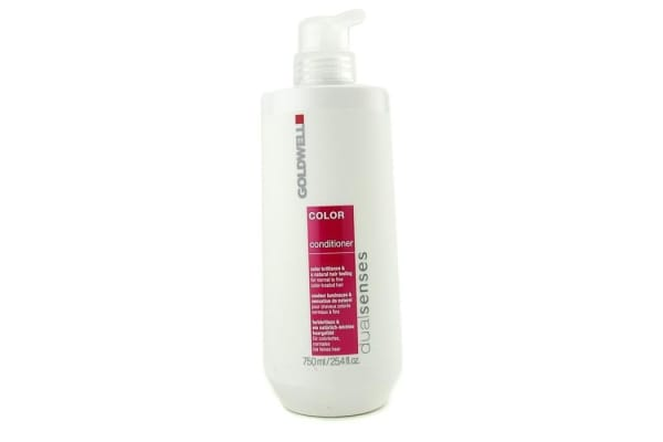 Goldwell Dual Senses Color Conditioner (For Normal to Fine Color-Treated Hair) (750ml/25.4oz)