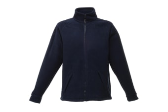 Regatta Mens Sigma Heavyweight Anti-Pill Fleece Jacket (Dark Navy) (M)