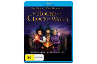The House With a Clock in Its Walls Blu-ray Region B