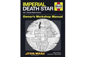 Imperial Death Star Manual - DS-1 Orbital Battle Station