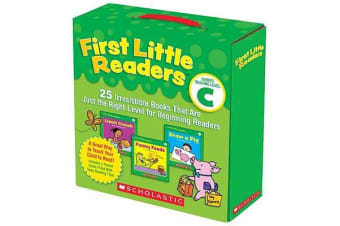 First Little Readers: Guided Reading, Level C - 25 Irresistible Books That Are Just the Right Level for Beginning Readers