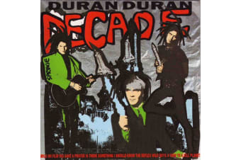 Duran Duran – Decade PRE-OWNED CD: DISC EXCELLENT