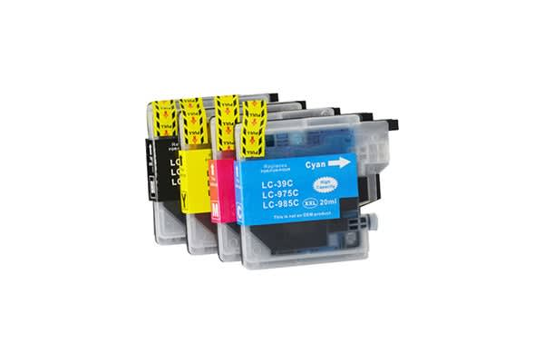 LC39 Compatible Inkjet Cartridge Set
