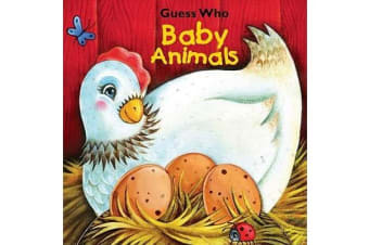 Guess Who Baby Animals