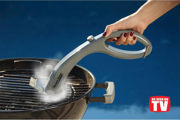 Steam Zoom Grill Cleaner - As Seen On TV
