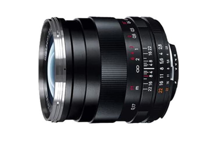 New Carl Zeiss ZF.2 f2.8/25mm Lens For Nikon (FREE DELIVERY + 1 YEAR AU WARRANTY)
