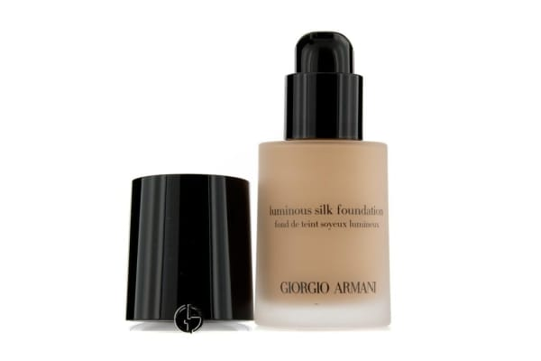 Giorgio Armani Luminous Silk Foundation - # 5.5 (Natural Beige) (30ml/1oz)