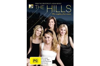 The Hills The Complete First Season 1 Box Set DVD Region 4