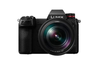 New Panasonic LUMIX DC-S1 With 24-105mm F.4 Digital SLR Camera (FREE DELIVERY + 1 YEAR AU WARRANTY)