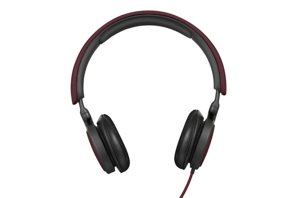 B&O Beoplay H2 On-Ear Headphones (Deep Red)